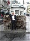 tn39 philip at checkpoint charlie berlin