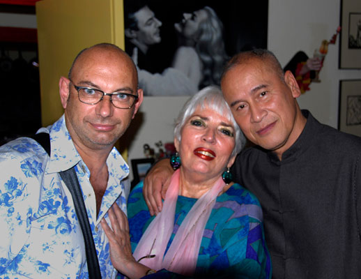 paul xie and gert happy threesome